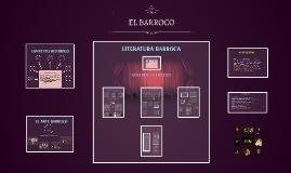 EL BARROCO: contextualización, autores y obras