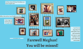 Copy of Farewell Meghan!