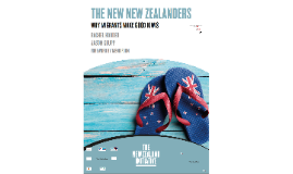 Immigration and New Zealand