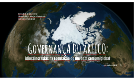 Governance of the Arctic: