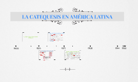 LA CATEQUESIS EN AMÉRICA LATINA 2