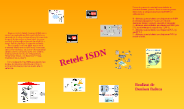 Retele ISDN