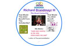 Richard Brandmayr III