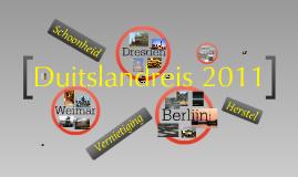 Duitslandreis
