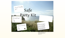 safe party kit