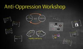 YUGSA Council Anti-Oppression Workshop