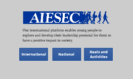 Copy of AIESEC General Presentation
