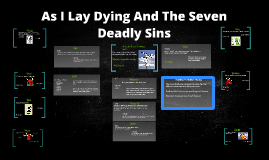 Copy of As I Lay Dying And The Seven Deadly Sins