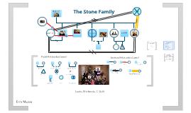 Stone Family Genogram