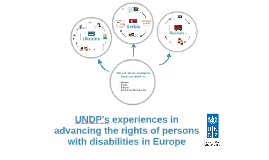 Copy of Advancing the rights of people with disabilities