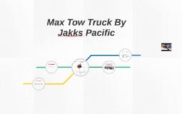 Max Tow Truck by Jakks Pacific
