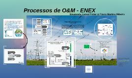 Processos O&M ENEX