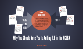 Why You Should Vote Yes to Adding P.E in the NCLBA