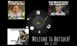 Antioch 11.12.17