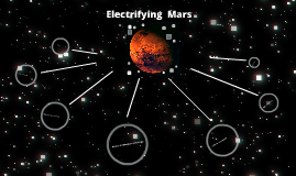 Electrifying Mars