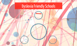 Dyslexia Friendly Schools