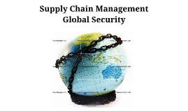 SCM Global Security