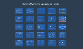 Copy of Rights of Surviving Spouse and Family