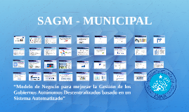 Copy of Copy of SAGM - MUNICIPAL