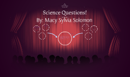 Science Questions!