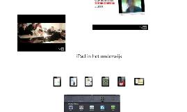 iPad in onderwijs