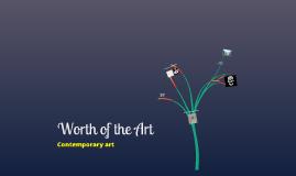 미술 작품의 가치