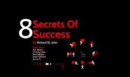 8 Secrets Of