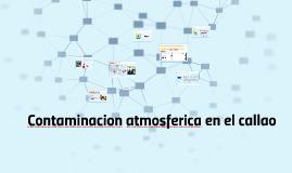 Copy of Contaminacion atmosferica en el callao