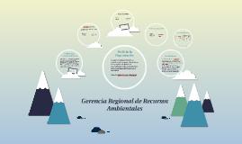 Gerencia Regional de Recursos Ambientales