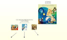 Copy of Les grandes découvertes