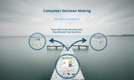 243_Consumer Decision Making