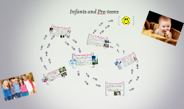 Infants and Pre-teens