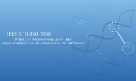 IEEE-STD.830-1998