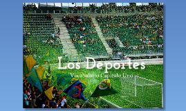 Copy of Vocaulario Capitulo Uno: Los Deportes