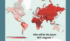 Who will be our surgeons in the future?