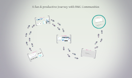 Engagement Journey on BMC Communities