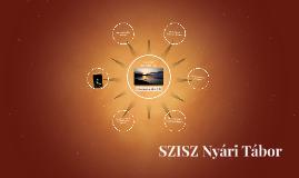 Copy of SZISZ Nyári Tábor