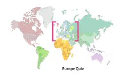 Europe Quiz