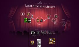 Latin America Artists
