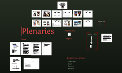 Copy of Plenaries