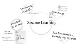 Sesame Street Learning
