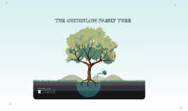 CRTICHLOW FAMILY TREE