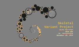 Skeletal Variant Project
