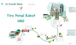 Tiro Penal Robot NAO
