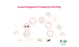 Huawei Presentation June 13