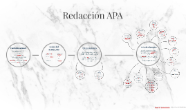 Redacción APA