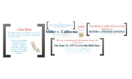 Miller v. California: Government Supreme Court Cases