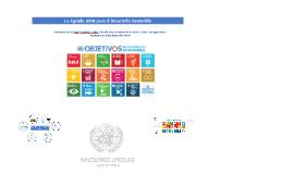 Presentación ODS