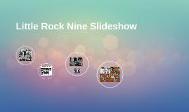Little Rock Nine Slideshow