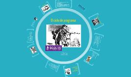 Copy of El ciclo de programa